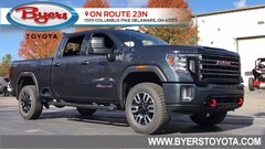 2020 GMC Sierra 2500HD AT4 Truck Crew Cab For Sale Near Columbus, OH