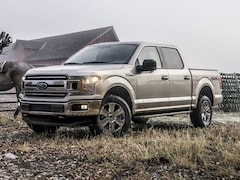 2018 Ford F-150 Truck SuperCab Styleside For Sale Near Columbus, OH