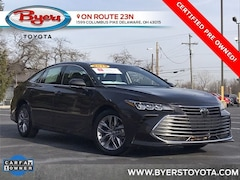Used 2019 Toyota Avalon XLE Sedan For Sale in Delaware, OH