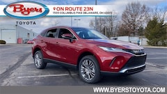 2021 Toyota Venza Limited SUV For Sale Near Columbus, OH