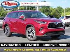 2021 Toyota Highlander Hybrid XLE SUV For Sale Near Columbus, OH