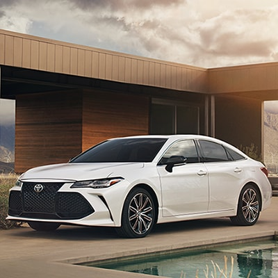 Toyota Avalon Exterior Design
