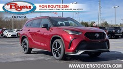 2021 Toyota Highlander XSE SUV For Sale Near Columbus, OH