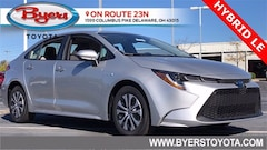 2021 Toyota Corolla Hybrid LE Sedan For Sale Near Columbus, OH