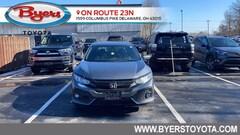 Used 2018 Honda Civic Sport Hatchback For Sale in Delaware, OH