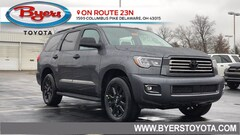2021 Toyota Sequoia Nightshade SUV For Sale Near Columbus, OH