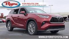 2021 Toyota Highlander Platinum SUV For Sale Near Columbus, OH