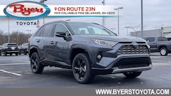 2021 Toyota RAV4 Hybrid XSE SUV For Sale Near Columbus, OH