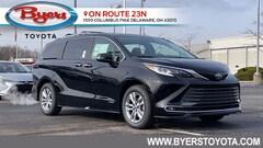2021 Toyota Sienna Limited 7 Passenger Van Passenger Van For Sale Near Columbus, OH