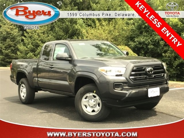 New 2019 Toyota Tacoma at Byers Toyota: Toyota Dealer