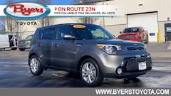 Used 2016 Kia Soul + FWD Hatchback For Sale in Delaware, OH