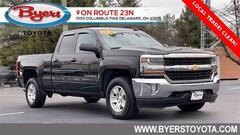 2016 Chevrolet Silverado 1500 LT Truck Double Cab For Sale Near Columbus, OH