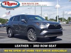 2020 Toyota Highlander Platinum SUV For Sale Near Columbus, OH