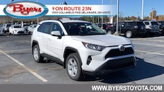 2021 Toyota RAV4 XLE SUV For Sale Near Columbus, OH