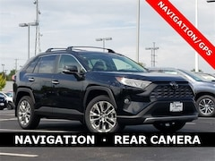 2019 Toyota RAV4 Limited SUV For Sale Near Columbus, OH