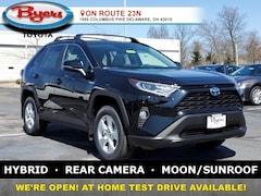2020 Toyota RAV4 Hybrid XLE SUV For Sale Near Columbus, OH