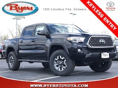 2019 Toyota Tacoma TRD Offroad Truck Double Cab