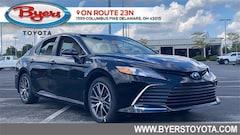 2022 Toyota Camry Hybrid XLE Sedan For Sale Near Columbus, OH