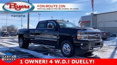 2019 Chevrolet Silverado 3500HD High Country Truck Crew Cab For Sale Near Columbus, OH