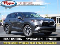 2020 Toyota Highlander Hybrid XLE SUV For Sale Near Columbus, OH