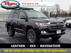 2020 Toyota Land Cruiser Heritage Edition SUV For Sale Near Columbus, OH