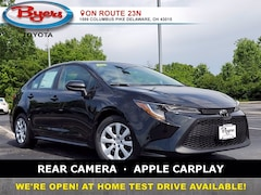 2020 Toyota Corolla LE Sedan For Sale Near Columbus, OH