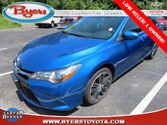 2016 Toyota Camry Special Edition Sedan