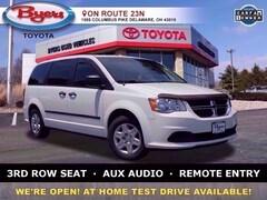 Used 2013 Dodge Grand Caravan SE Van For Sale in Delaware, OH