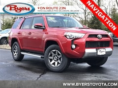 New 2019 Toyota 4Runner TRD Off Road Premium SUV For Sale in Columbus, OH