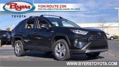 2021 Toyota RAV4 Hybrid Limited SUV For Sale Near Columbus, OH