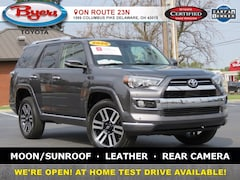 Used 2020 Toyota 4Runner Limited SUV For Sale in Delaware, OH