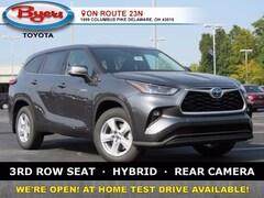 2021 Toyota Highlander Hybrid LE SUV For Sale Near Columbus, OH