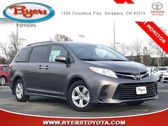 2020 Toyota Sienna LE 8 Passenger Van For Sale Near Columbus, OH