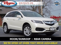 2018 Acura RDX V6 AWD SUV For Sale Near Columbus, OH