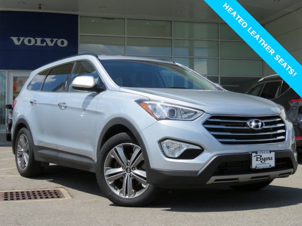 Used 2013 Hyundai Santa Fe Limited In Columbus Near Newark Westerville Lancaster Stock V58984b