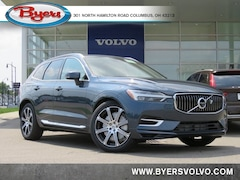 New 2021 Volvo XC60 Hybrid T8 Inscription SUV in Columbus, OH