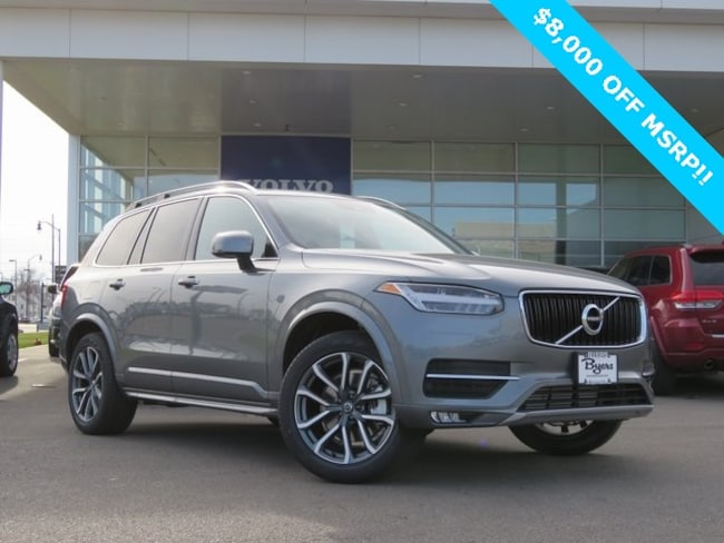 New 2019 Volvo XC90 T6 Momentum SUV in Columbus, OH