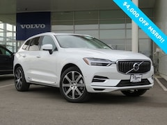 New 2019 Volvo XC60 Hybrid T8 Inscription SUV for sale in Columbus, OH