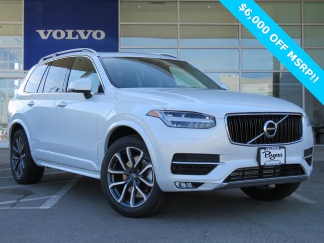 New 2019 Volvo XC90 T5 Momentum SUV in Columbus, OH
