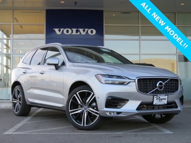 New 2019 Volvo XC60 T5 SUV in Columbus, OH