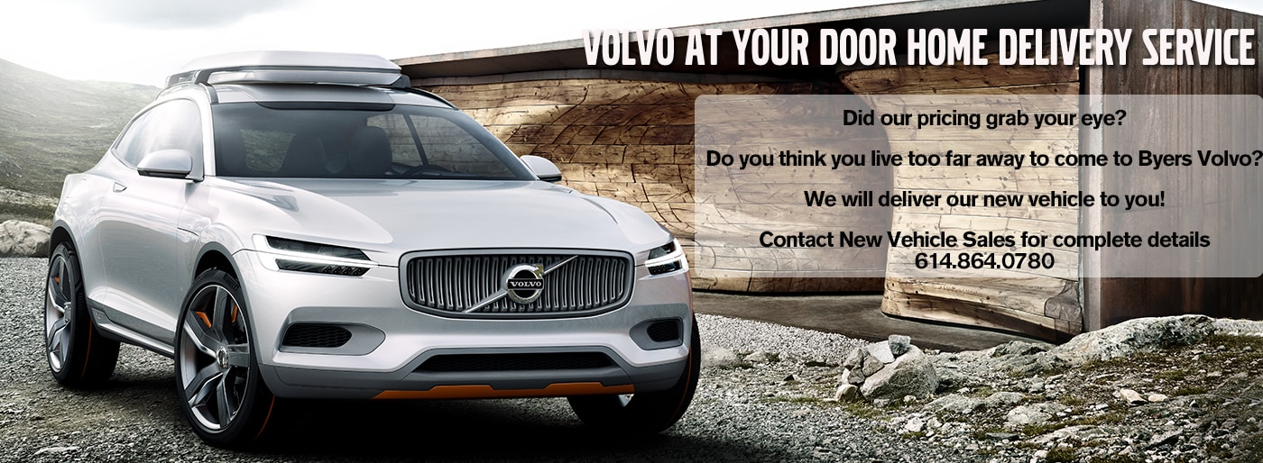 New Volvo Used Car Dealer In Columbus Oh Byers Volvo Cars