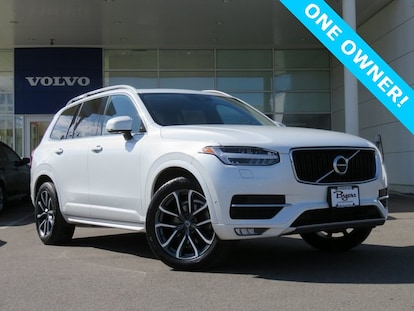 Byers Used Cars >> Certified Used 2016 Volvo Xc90 T6 Momentum For Sale In Columbus Oh Stock V59428