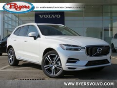 New 2021 Volvo XC60 Hybrid T8 Inscription Expression SUV in Columbus, OH