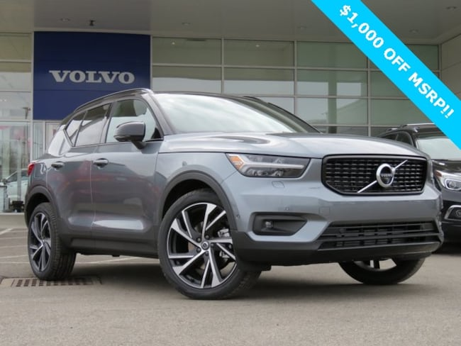 New 2019 Volvo XC40 R-Design SUV in Columbus, OH