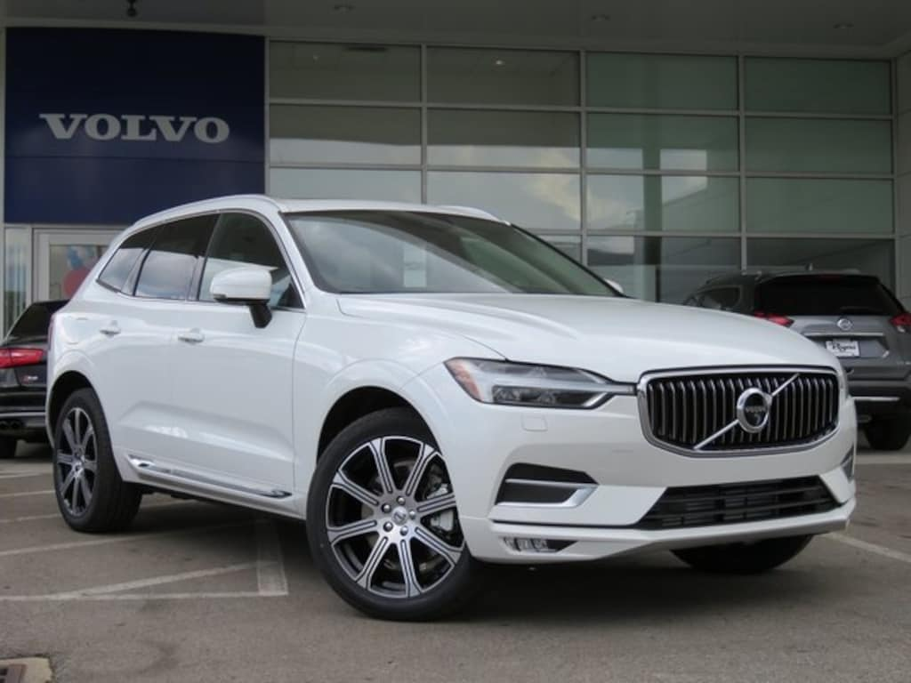New 2020 Volvo Xc60 T6 Inscription In Columbus Oh Near Newark Lancaster Westerville Oh Stock V200035