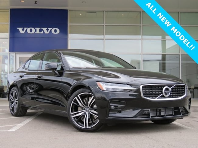 New 2019 Volvo S60 T6 R-Design Sedan in Columbus, OH