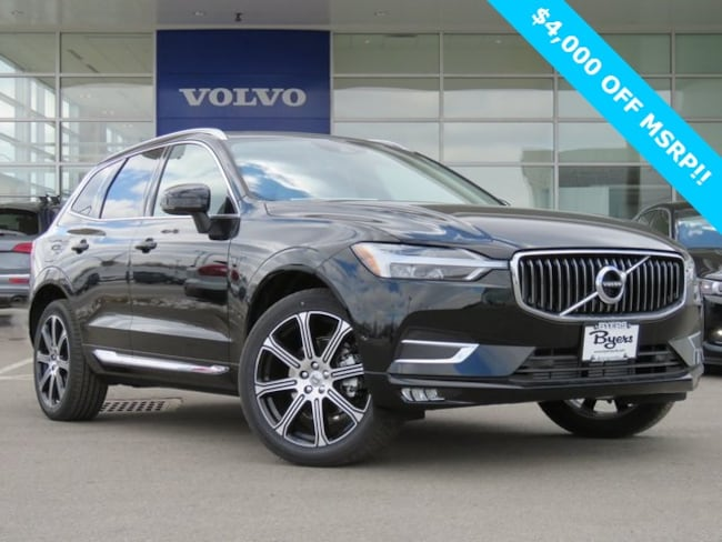 New 2019 Volvo XC60 T5 Inscription SUV in Columbus, OH