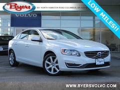Certified Pre-Owned 2016 Volvo S60 T5 Drive-E Premier Sedan V200101A in Columbus, OH