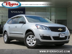 Used 2016 Chevrolet Traverse LS SUV For Sale in Columbus, OH