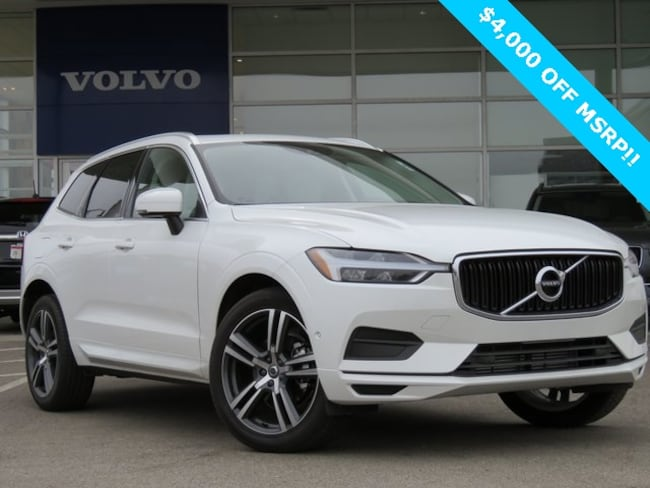 New 2019 Volvo XC60 T5 Momentum SUV in Columbus, OH